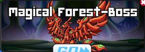 Magical Forest-Boss