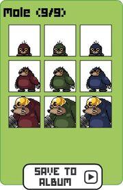 Family mole