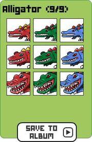 Family alligator