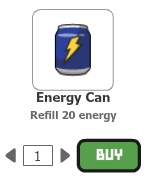 Energy can