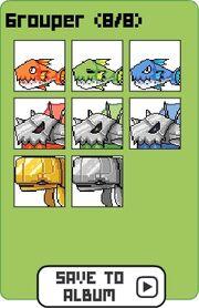Family grouper