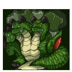 Green hydra 3 G default