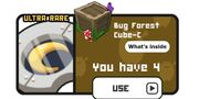 Lucky cube bug forest c