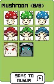 Family mushroom