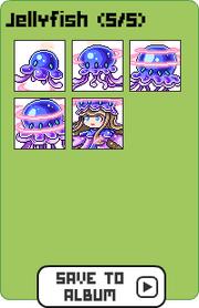 Family jellyfish