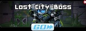 Lost City-Boss
