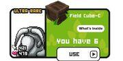 Lucky cube field c
