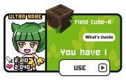 Lucky cube field a