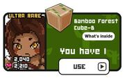Lucky cube bamboo forest b
