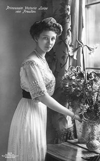 Princess Victoria DoB