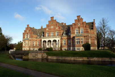 Fuglsang, a mansion on the Danish island Lolland