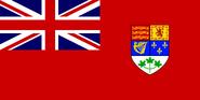 Flag of Canada 1921