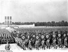 Bundesarchiv Bild 183-H12148, Nürnberg, Reichsparteitag