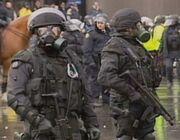 Eridani Riot Police