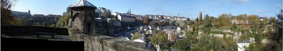 Luxembourg-panorama