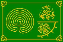 Sas New Flag