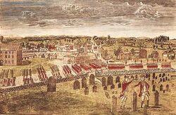 British Army in Concord