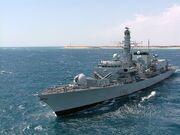 HMS Somerset (F82)