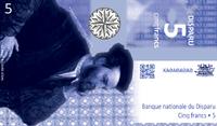 5-Quebec-Francs