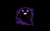 Flag of Lavender Town