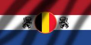 Oldfokflag waving