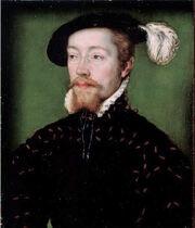 James V Scotland