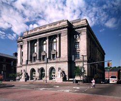 Federal Building and U.S. Courthouse, Providence, RI Sept 03