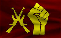 CPCN War flag
