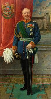 Frederick August von Wettin