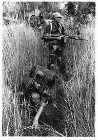 Rhodesian soldiers