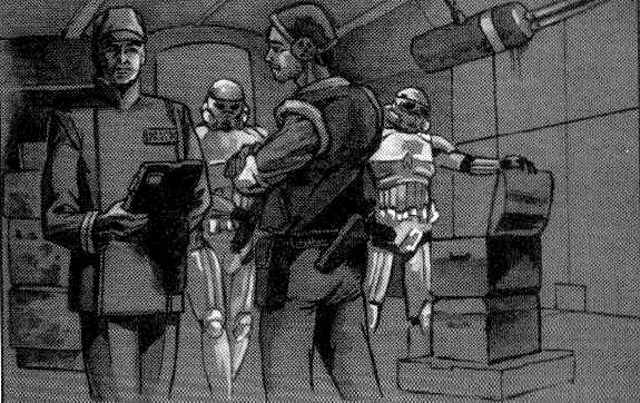 Imperial escape