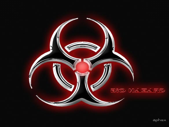 Image Biohazard Symbol Logo Dangerg Cyber Nations Wiki
