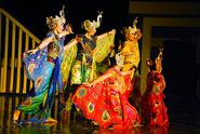 Indo baru pheasant dance