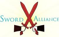 Sword Alliance Flag New