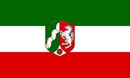Flag of Rhineland-Westphalia