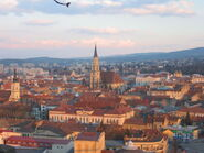Romania 3 Cluj
