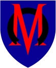 Asteroid M Coat of Arms