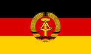 Flag of East Germany