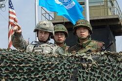 Sekowan Soldiers