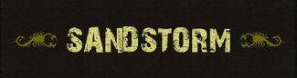 SandStorm Banner