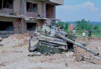 DESTROY tank
