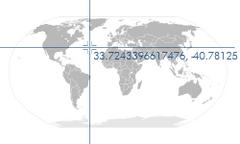 Avidonia map