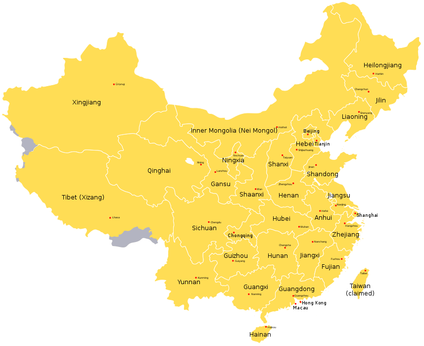 China-regions