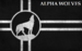 Alpha Wolves Flag