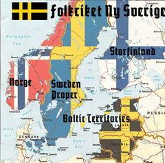Ny Sverigemap
