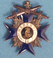 Military Merit Order of Franconia