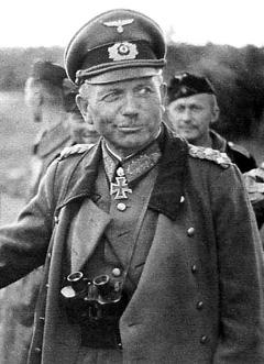 Commander Dietrich