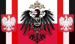 Polish German Flag