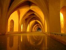 Golden halls