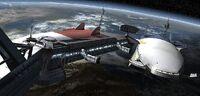 White star docks